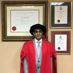 Dr Ajesh Maharaj 1